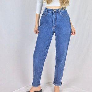 Vintage Bill Blass high waist mom jeans 10…